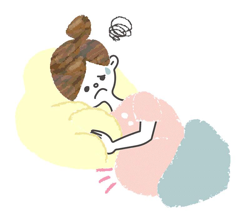 妊娠中の悩み